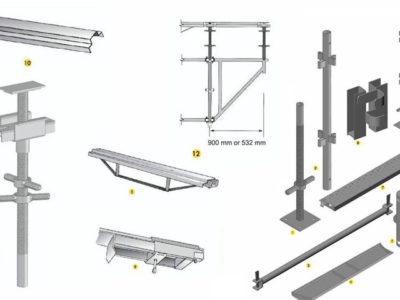 Acrow Stage System