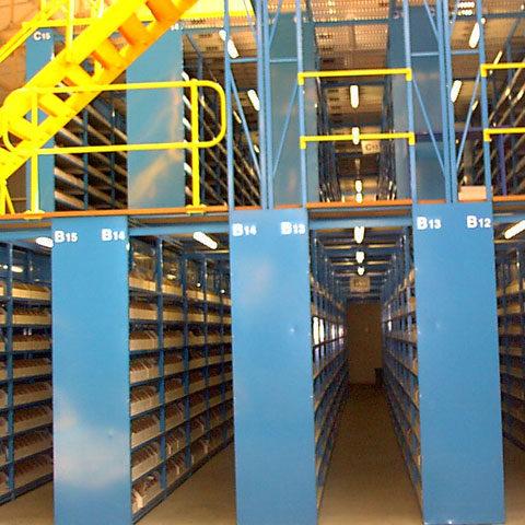 Acrow Mezzanine Flooring