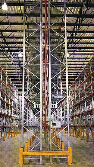 Acrow Pallet Racking